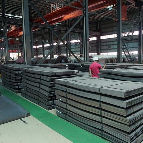 耐候板可制切割加工,耐候钢的耐候指标